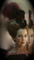 My great wig for Rodgers and Hammerstein's Cinderella on Broadway. As a Texan, I'm comfortable with big hair.